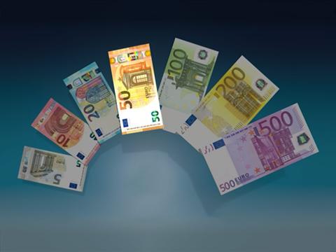 ECB je razkrila novi bankovec za 50 EUR