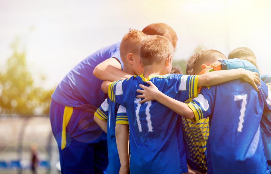 Šport mladim pomaga na različnih področjih