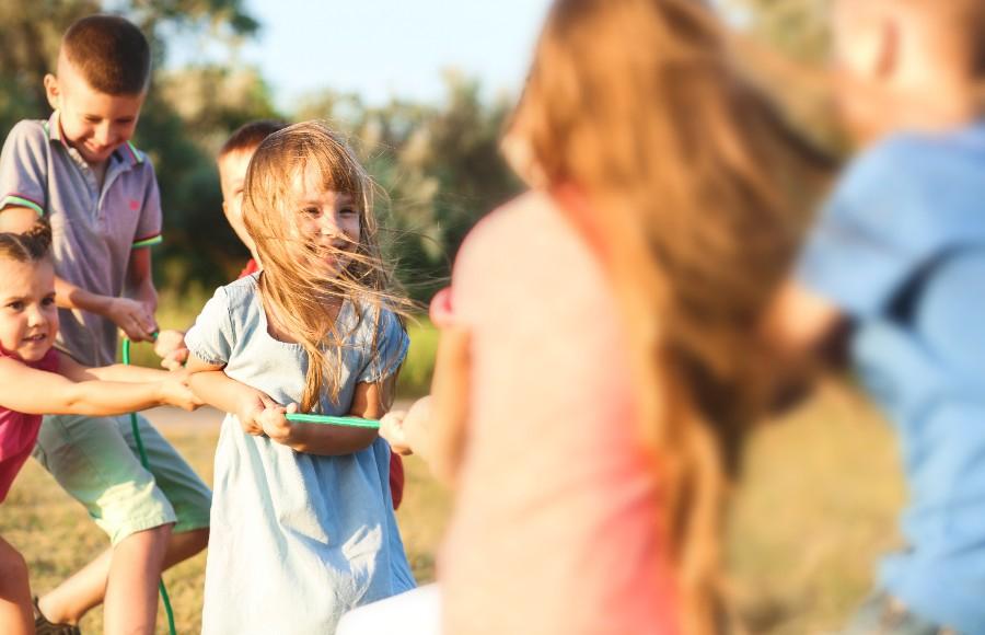 10 najboljših poletnih iger za otroke