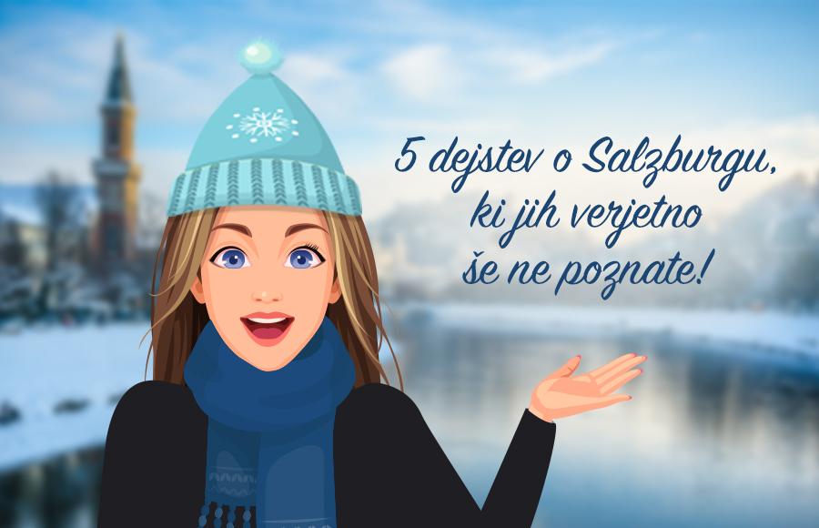 Spomini Dobre Vite: Zimski izlet v Salzburg