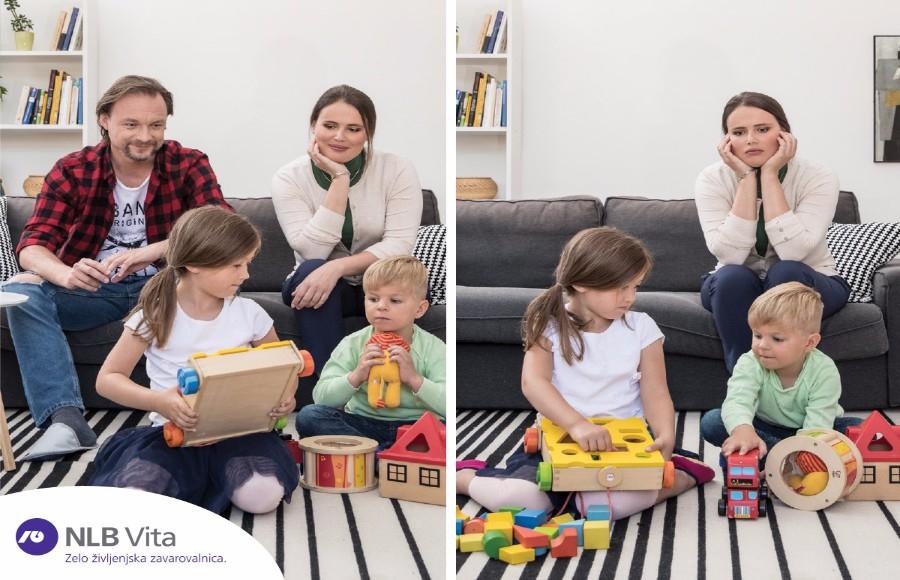 4 nasveti, kako poskrbeti za svojo družino