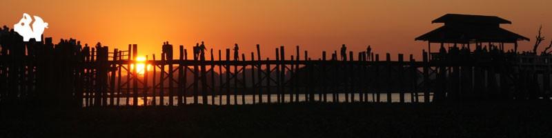 Poceni potovanje v Myanmar in na Tajsko
